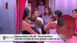 Maynas Salud Nuevo Versalles