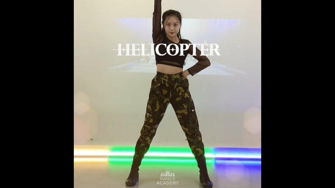 [아라댄스아카데미] CLC - HELICOPTER 헬리콥터 COVER BY.YERIN(14)