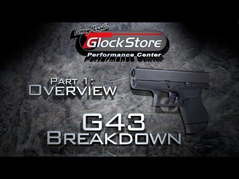 Glock 43 Breakdown Pt. 1 - Overview
