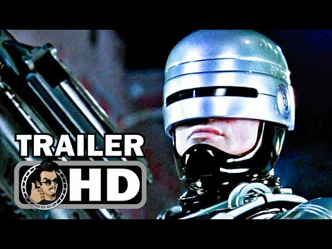 ROBODOC: THE CREATION OF ROBOCOP Official Trailer (2017) Paul Verhoeven Documentary Movie HD