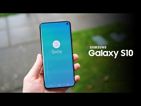download Samsung Galaxy S10 OFFICIAL TRAILER