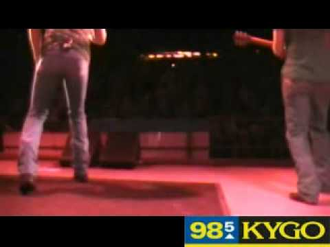 KYGO Rodney Atkins Exclusive Performace at Red Rocks