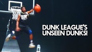 ULTIMATE DUNK CONTEST - Unseen Dunk League S1 - Insane DUNKS! Video