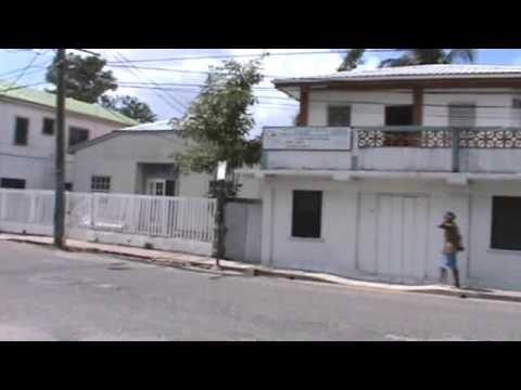 Douglas Jones Street Belize City