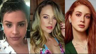 Paolla Oliveira, Marina Ruy Barbosa e Alinne Araújo sofrem crimes virtuais