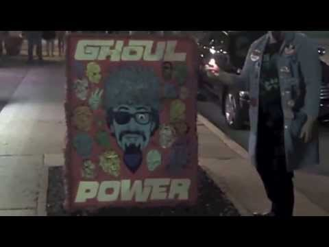 The Ghoul Rocks Cleveland!!  Kollective Gallery 9/8/12