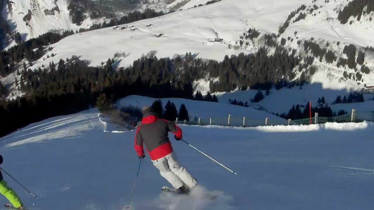 single jenter i ski