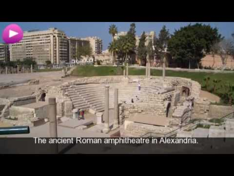 Alexandria, Egypt Wikipedia travel guide video. Created by http://stupeflix.com