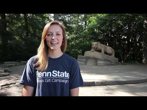 Penn State Class Gift Campaign Video