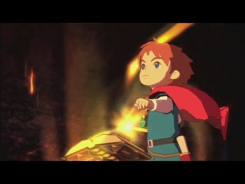 GameSpot Reviews - Ni no Kuni: Wrath of the White Witch