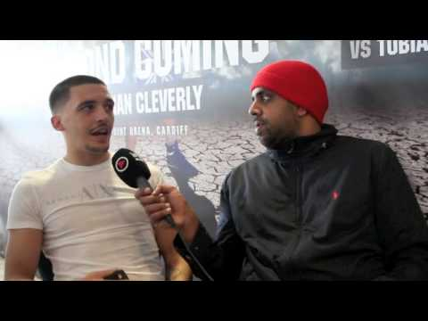 LEE SELBY - 'I TRULY BELIEVE I CAN BE THE BEST FEATHERWEIGHT ON THE PLANET' (INTERVIEW)