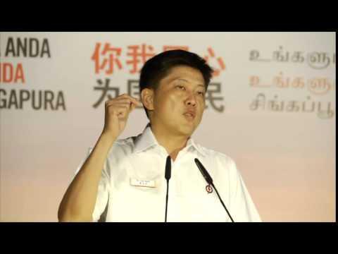 Speech by Mr Ng Chee Meng for Pasir Ris-Punggol