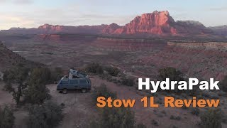 HydraPak Stow 1L Reivew by Nathan Big