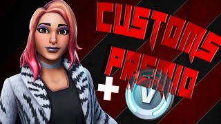 FORTNITE-CUSTOMS GAMES WINS THE NEW PACK HERE!