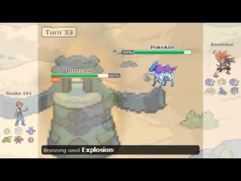 Pokemon Showdown #1 Gen 4 OU