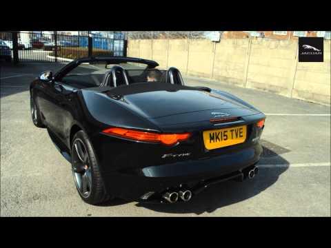 Jaguar F Type R Review 2016 Convertible