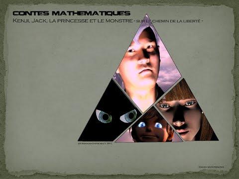 Contes mathématiques acte 3 -  sur le chemin de la liberté  -