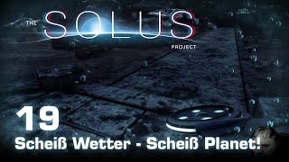 The Solus Project [19] [Scheiß Wetter - Scheiß Planet] [Twitch Gameplay Let's Play Deutsch German] thumbnail
