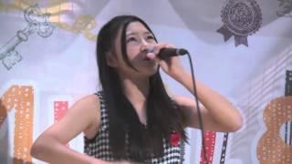 合田真帆「Real voice (絢香)」2015/10/03