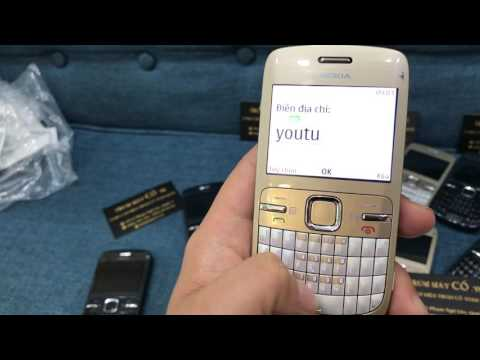Bán Điện Thoại Nokia c3-00 zin chính hãng tại TPHCM