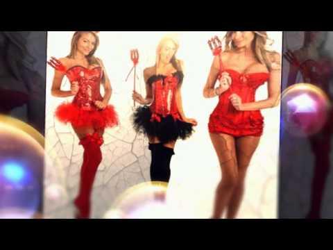 9b10870b5fb Halloween at Just Plus Size Corset - YouTube
