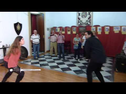 21 10 13 Escuela Armas Casino Cartagena 2