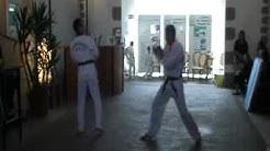 Taekwondo Mühldorf Vorführung Kino Mühldorf 12.06.11