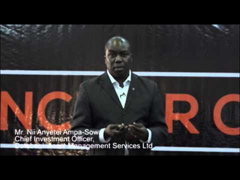 Mr  Nii Anyetei Ampa Sowa,Chief Investment Officer of Databank Asset Management Services Ltd