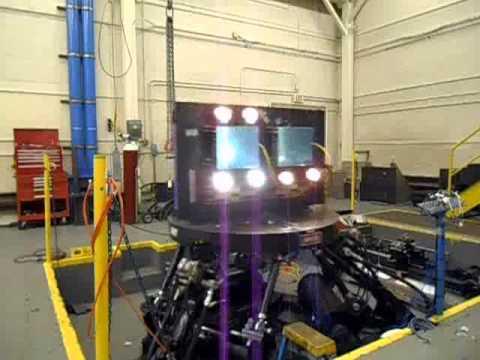 BIRNS Emergency Light Fixture-LED Seismic...