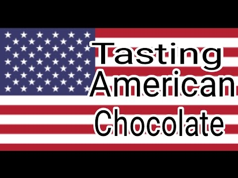 Review : Tasting American Chocolate