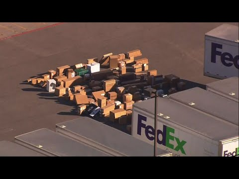 Chief says FedEx Facility wasn't Target of Bomb