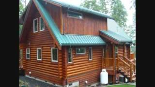 Bw Custom Log & Timber Frame Homes