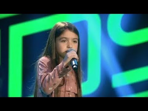 Anisa   Traffic Lights    Blind Auditions   THE VOICE KIDS GERMANY 2018