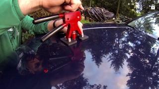 видео Как удалить мелкие вмятины без покраски?