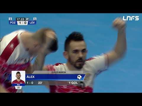 ElPozo Murcia - Levante UD Copa de España Cuartos de Final