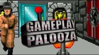 3DO - Wolfenstein 3D Gameplay
