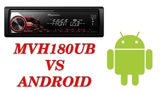видео Как подключить телефон к магнитоле через USB, AUX, Bluetooth