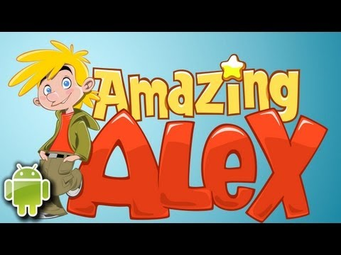 Amazing Alex | Apple IOS | Android | DEBITOR