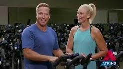 Candice and Terry Show You Their Low Carb Powered Workout