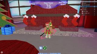 ~ ROBLOX ~ Dance Your Blox Off ~ Jazz _ All I want for christmas is you ~