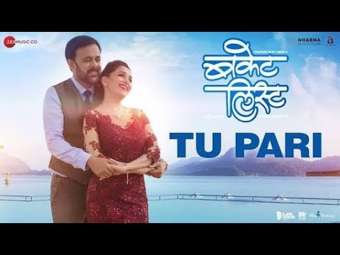 Tu pari | female lyrics || Bucket list || whatsapp status video