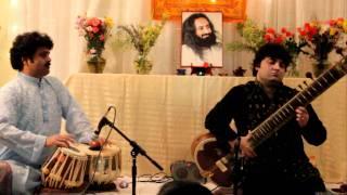 Partha Sarathi Chatterjee - Sitar Raag Jaijaiwanti Drut Ektaal