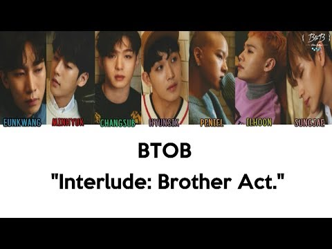 【SUB ESP】Interlude: Brother Act.  - BTOB