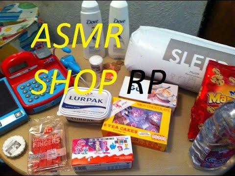 Asmr Shop Rp