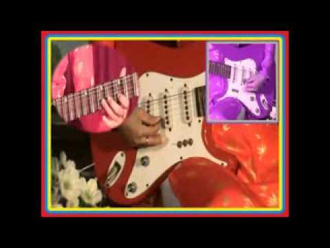 TUYẾT HOA độc tấu guitar: bản Phi Vân Điệp Khúc (16)