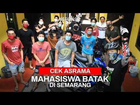 Nengok Mahasiswa Batak di Semarang