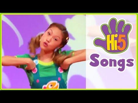 Hi-5 Songs   Animal Dance & More Kids Songs
