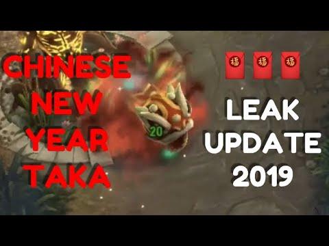 VAINGLORY NEW SKIN CHINESE TAKA SKILL REVEALS | VAINGLORY LEAK 2019 | FlameEater