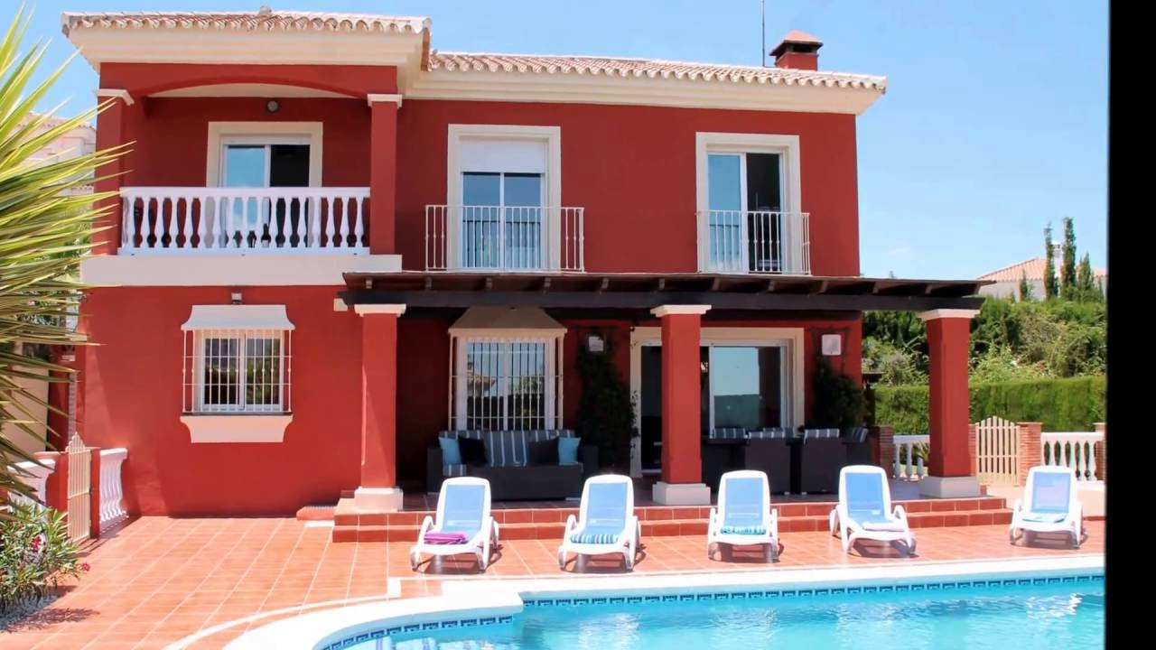 Luxury 4 Bedroom Holiday Villa Near Coin,Spain. Private Pool, Table Tennis  U0026 Pool Table