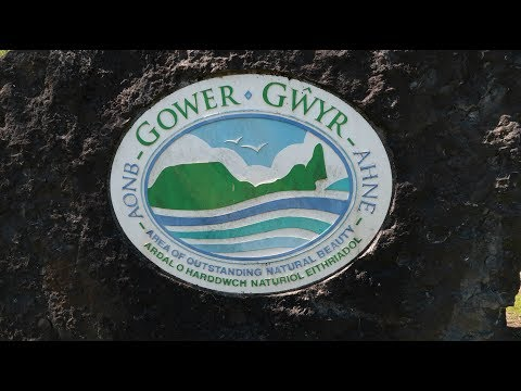 Gower peninsular 2017